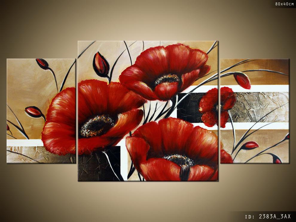 Obrazy Kwiaty Polne Maki
